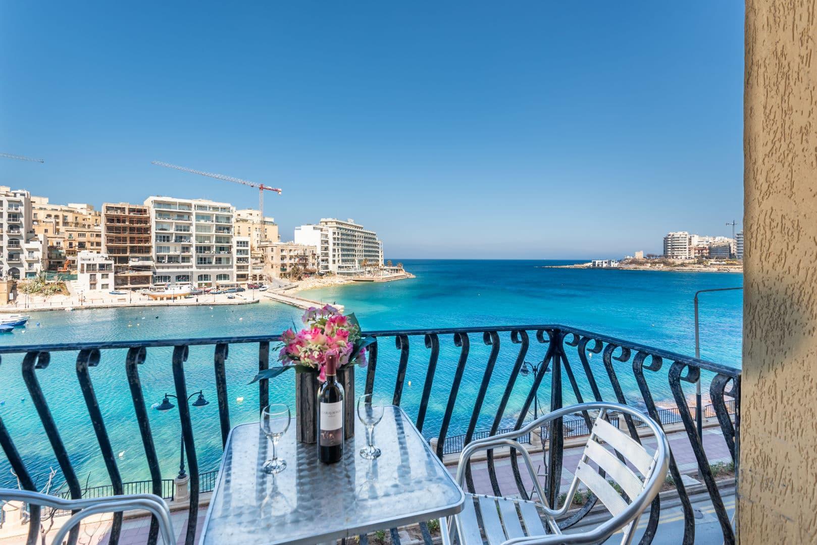 Best Area to Stay in Malta - Apartments Malta St Julians