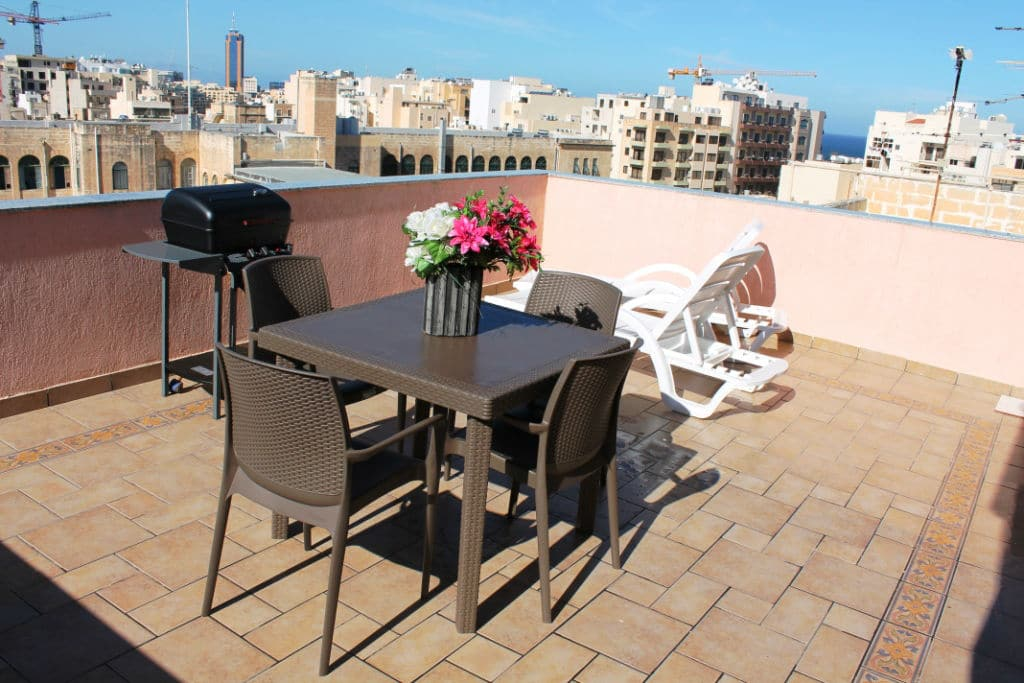 large front terrace with ample space for sunbathing and  BBQs -w1920-h1200