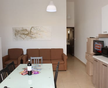 Brand New Kitchen/Dining.vSeafront holiday apartment with terrace