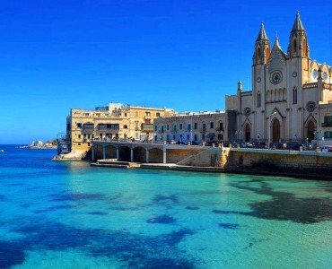 Fleur - Sunny self catering holiday 3 bedroom apartment - Sliema