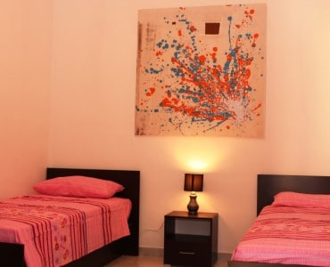 Fleur - Sliema Sunny self catering holiday apartment