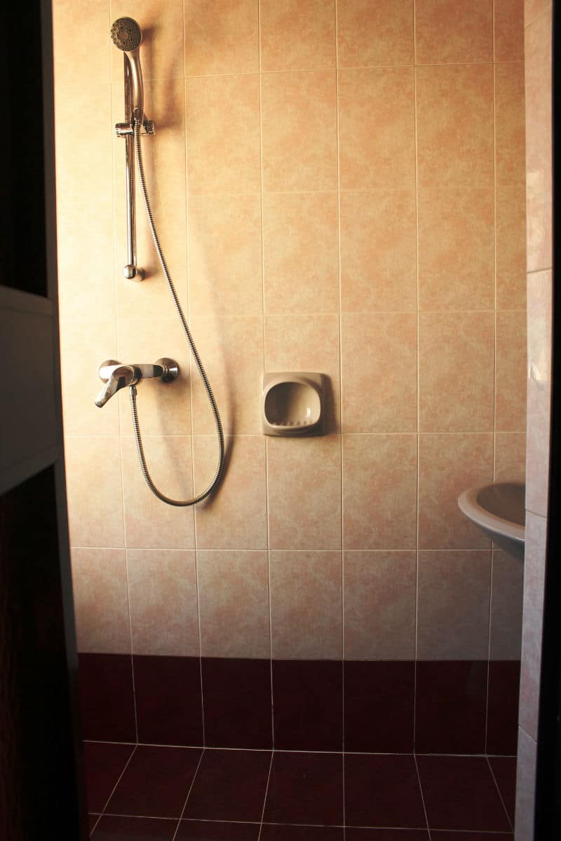 En-Suite Shower.