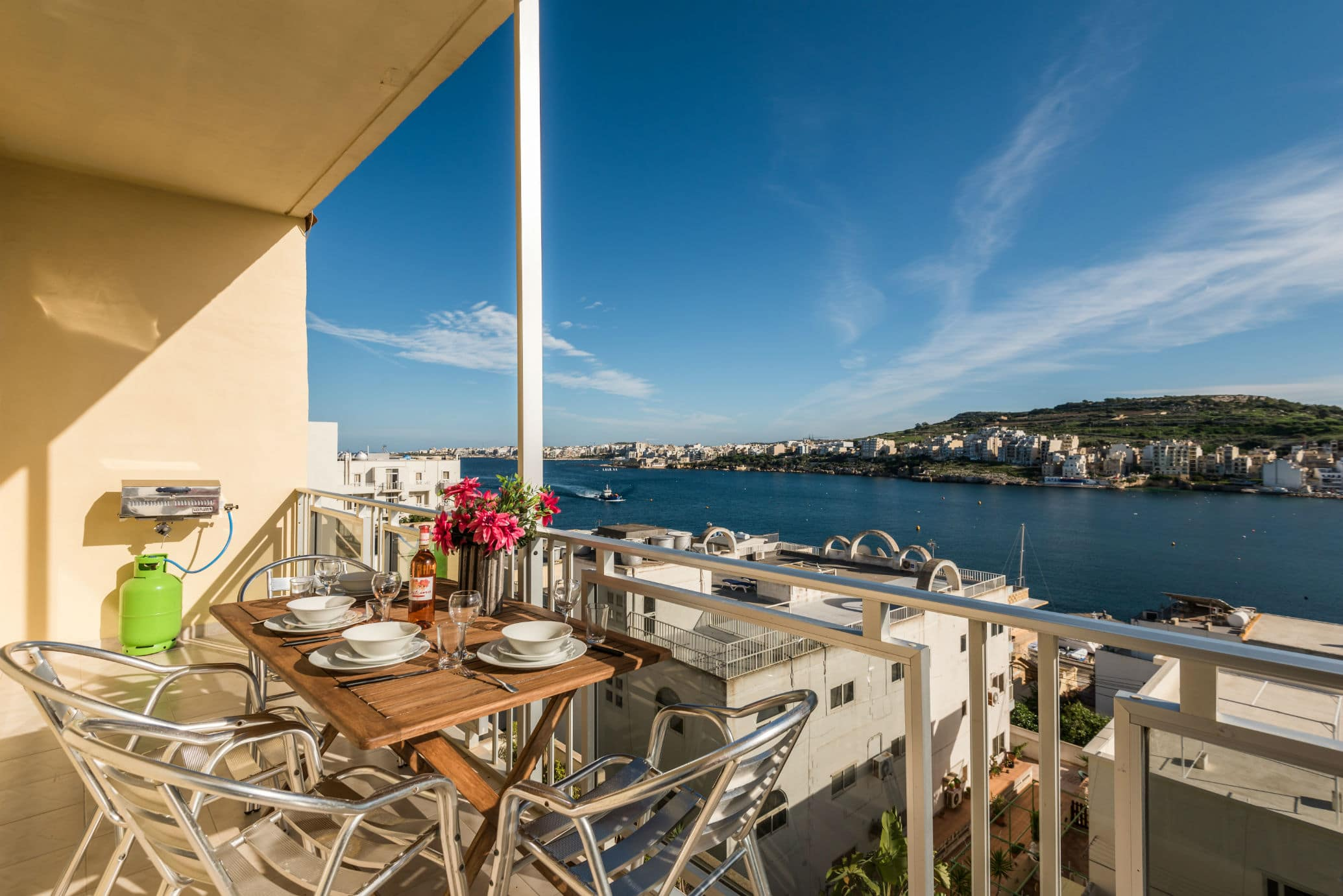 Bayview Apartments Malta - Terraced House Malta ...